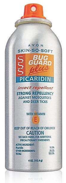 Skin So Soft Bug Guard Plus Picaridin Aerosol Spray
