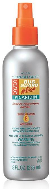 Skin So Soft Bug Guard Plus Picaridin Family Size Pump Spray
